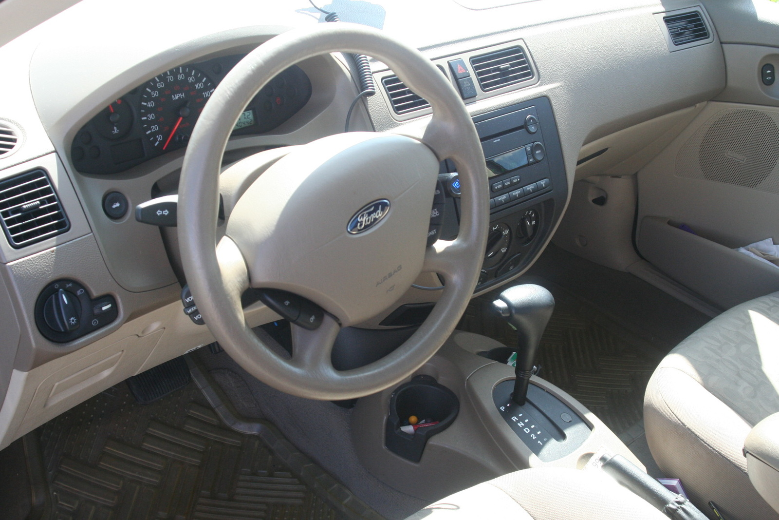 2009 Ford Focus Interior