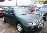 2002 Rover 200 Overview