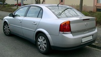 2002 Opel Vectra Overview