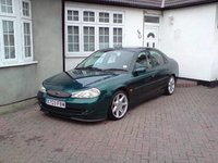 Picture of 2000 Ford Mondeo, exterior