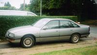 1993 Vauxhall Senator Overview