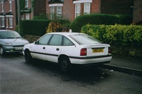 1991 Vauxhall Cavalier Overview