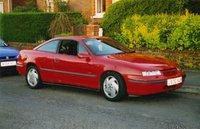 1992 Vauxhall Calibra Overview