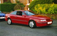 1992 Vauxhall Calibra Overview