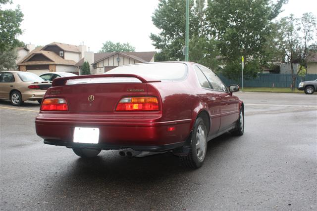 Acura Legend 92. 1992 Acura Legend 2 Dr LS