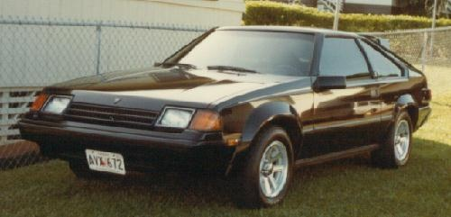 Picture of 1982 Toyota Celica GT liftback, exterior