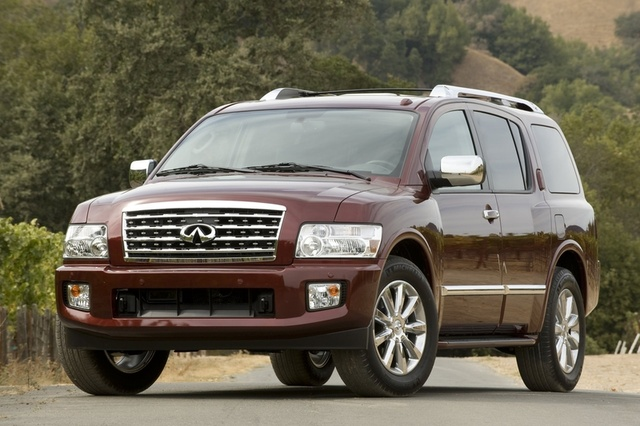 Picture of 2010 INFINITI QX56