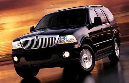 2005 Lincoln Aviator Pic 4289