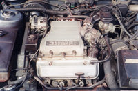Picture of 1991 Chevrolet Corsica LT Sedan FWD, engine, gallery_worthy