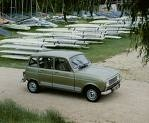 1961 Renault 4 Overview