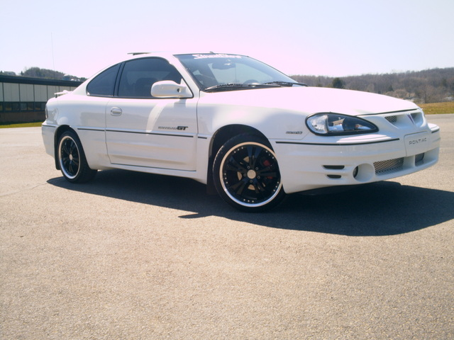 2004 Pontiac Grand Am GT picture