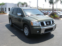 2004 Nissan Armada Picture Gallery