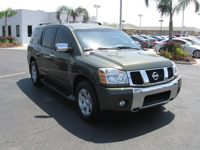 Picture of 2004 Nissan Armada