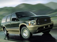 2003 Ford Excursion Picture Gallery