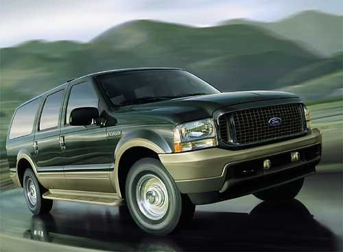 Picture of 2003 Ford Excursion, exterior