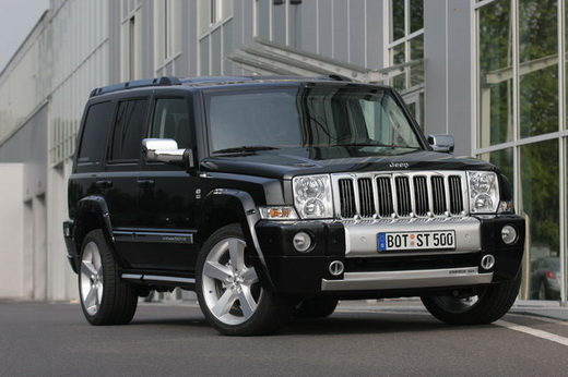 Picture of 2007 Jeep Commander