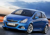 2007 Opel Corsa Picture Gallery