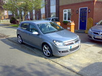 Picture of 2005 Vauxhall Astra, exterior
