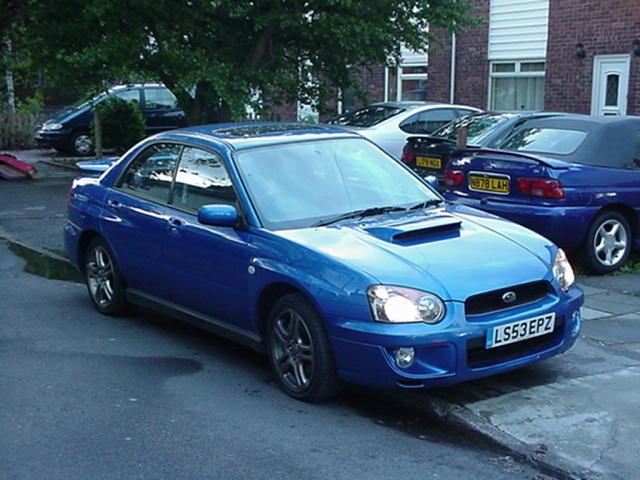 2003 Subaru Impreza Pictures Cargurus