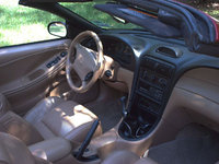 Picture of 1997 Ford Mustang GT Convertible RWD, interior, gallery_worthy
