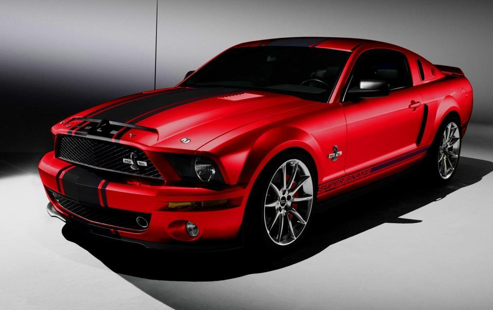 2007 Ford Shelby GT500 Coupe picture