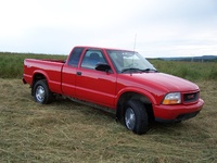 2000 GMC Sonoma SLS Ext Cab Short Bed 4WD picture, exterior
