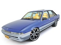 1988 Holden Calais Picture Gallery