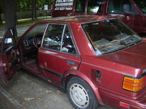 Picture of 1987 Nissan Stanza, exterior, gallery_worthy
