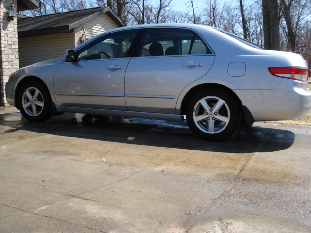 Picture of 2003 Honda Accord EX, exterior