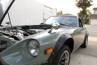 Picture of 1972 Datsun 240Z, exterior, engine