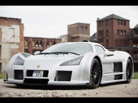 2008 Gumpert Apollo Overview