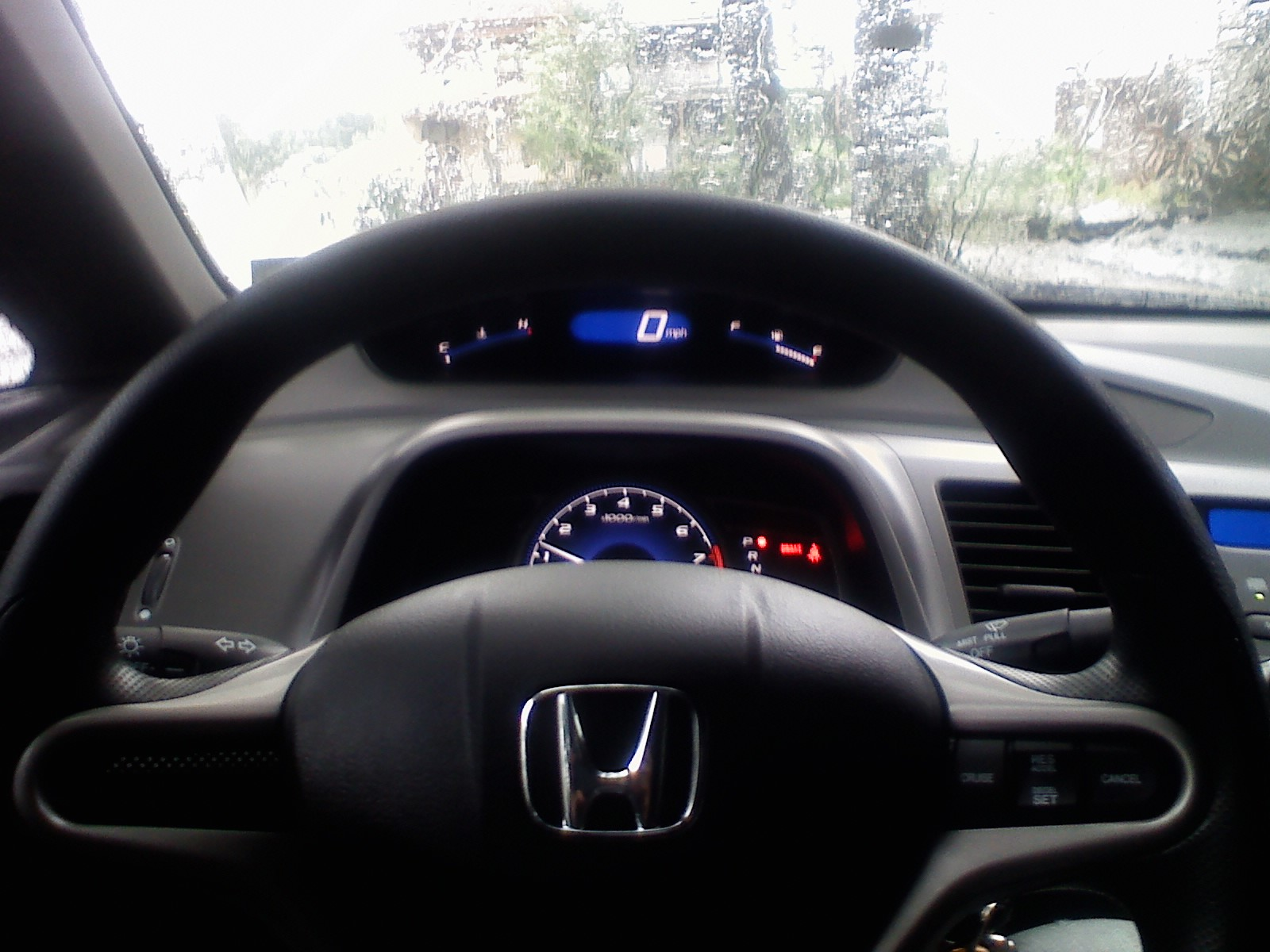 Honda Civic 2009 Interior 2009 Honda Civi...