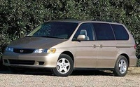 Picture of 1999 Honda Odyssey, exterior