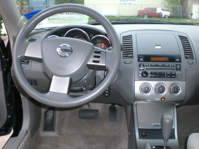 Nissan Altima 2005 Interior New Autocars News