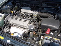 Picture of 1990 Toyota Corolla LE, engine