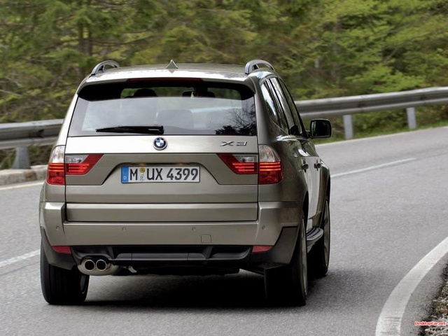Picture of 2008 BMW X3
