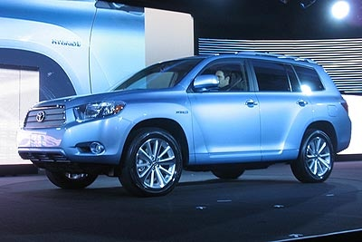 Picture of 2008 Toyota Highlander Hybrid