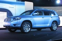 Picture of 2008 Toyota Highlander Hybrid, exterior, gallery_worthy