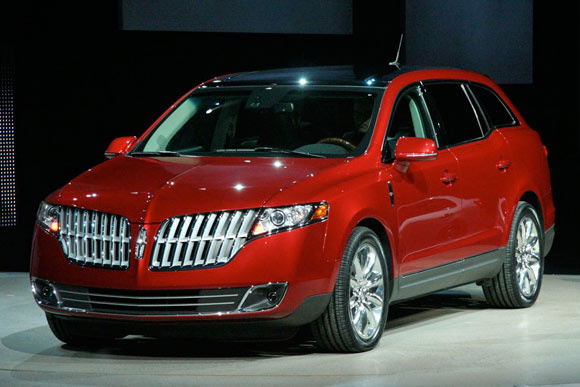 Picture of 2010 Lincoln MKT