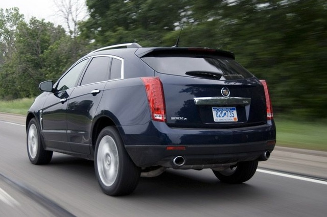 Picture of 2010 Cadillac SRX