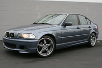 2001 BMW 3 Series Overview
