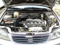 Picture of 2001 Honda City, engine