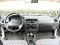 2001 Honda City picture, interior