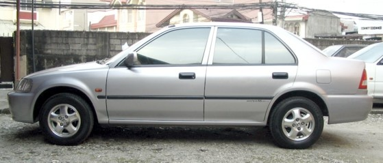 Picture Of 2001 Honda City, Exterior, Gallery_worthy