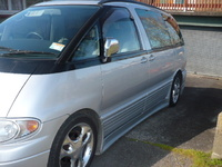 1998 Toyota Estima Overview