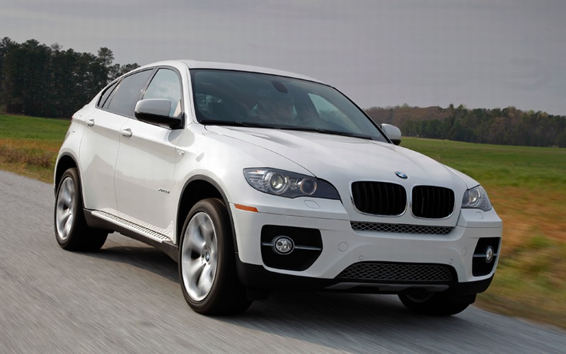 2010 BMW x6 M SUV Wallpapers and Specs