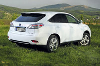 Picture of 2010 Lexus RX 450h, exterior
