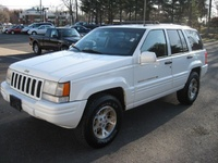 1997 Jeep Grand Cherokee Limited 4WD, 1997 Jeep Grand Cherokee 4 Dr Limited 4WD SUV picture, exterior