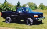 1994 Ford F-350 Overview
