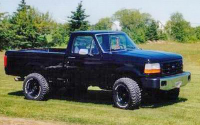 Picture of 1994 Ford F-350